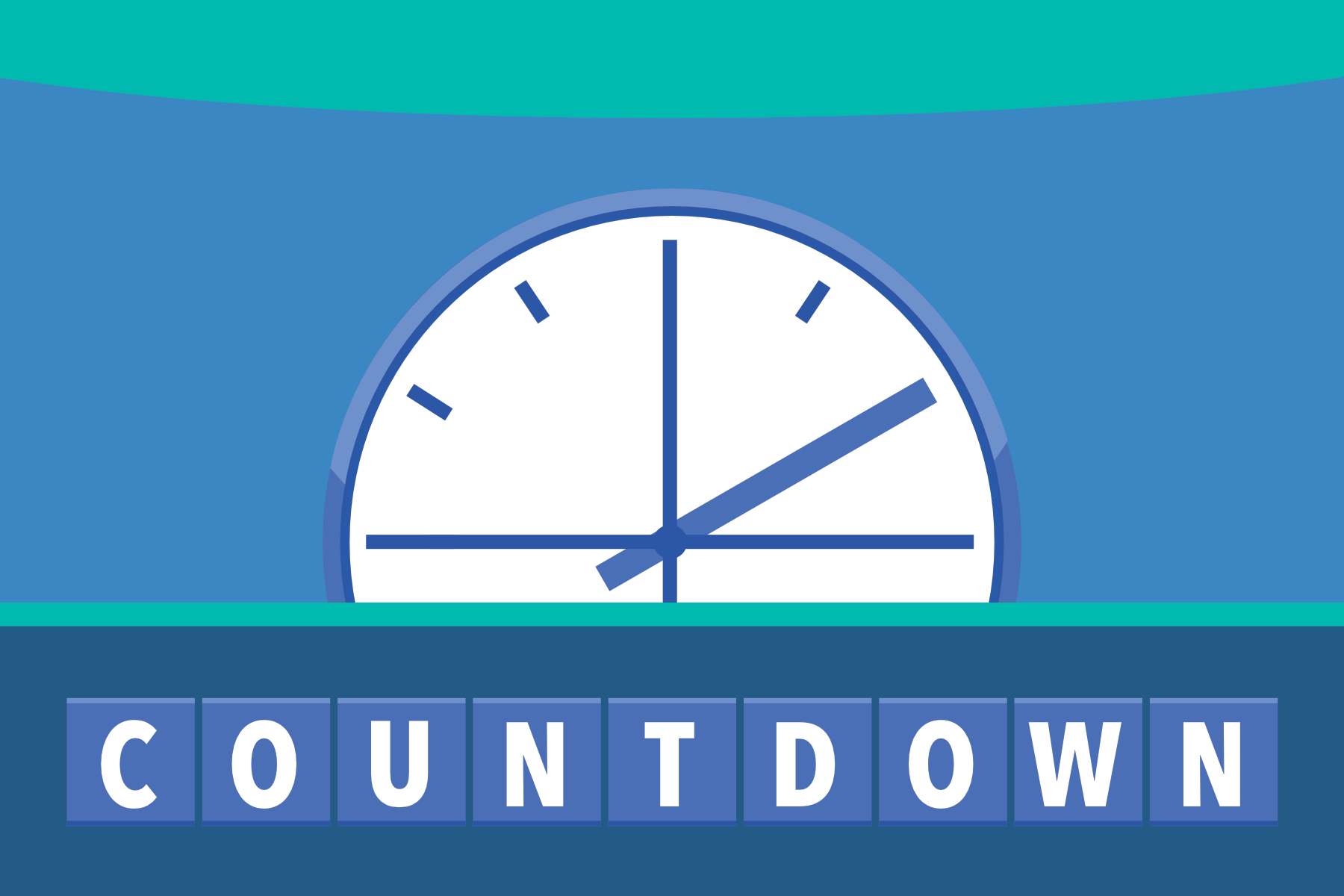 play countdown game print letters free