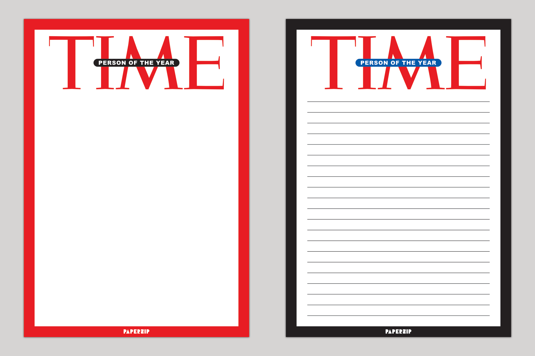 time magazine templates for person of the year
