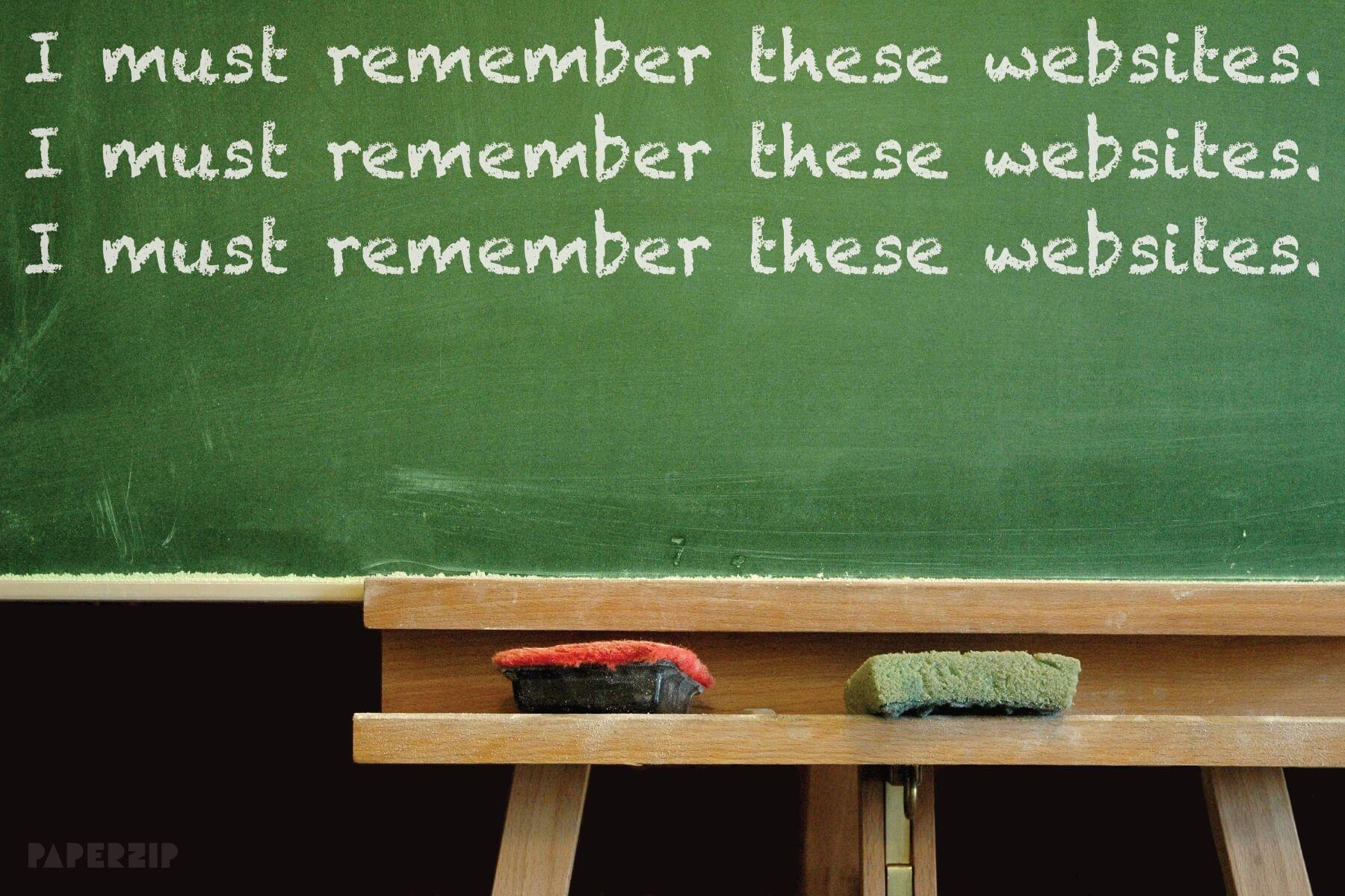 list of great websites for teachers