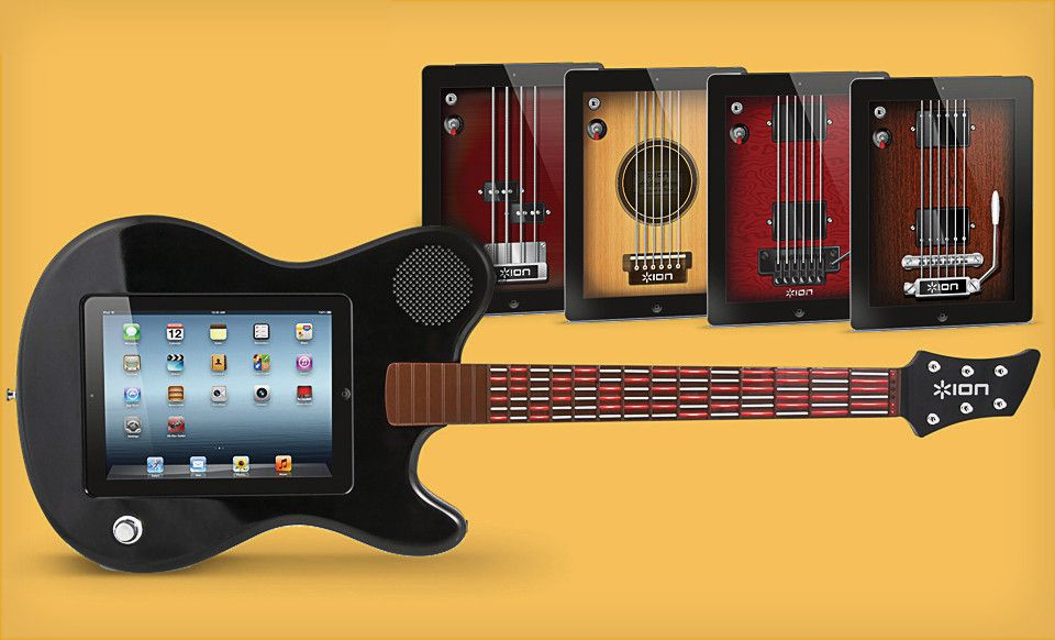 ion controller guitar for ipad